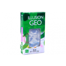 Illusion Geo Nature (2 линзы)