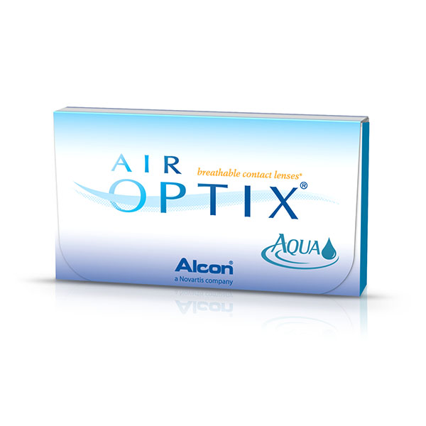 Air Optix Aqua (6 линз)